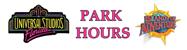 Universal Park Hours